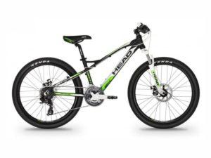 Велосипед Head Ridott II 24 black green