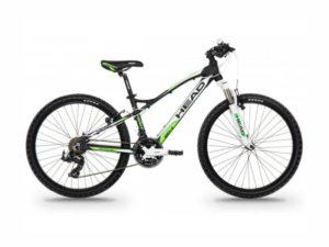 Велосипед Head Ridott I 24 black green