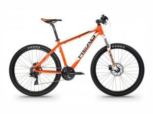 Велосипед Head Troy II 16 orange