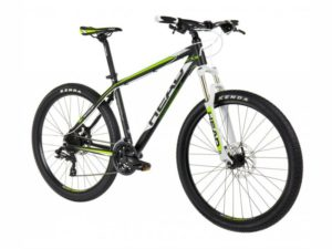 Велосипед Head Troy II 16 bkm yellow