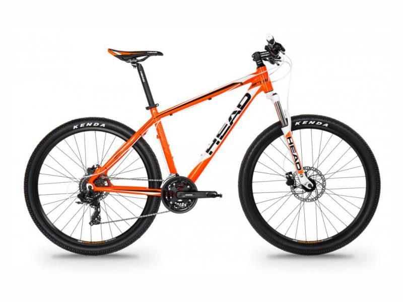 Велосипед Head Troy II 18 orange