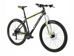 Велосипед Head Troy II 18 bkm yellow