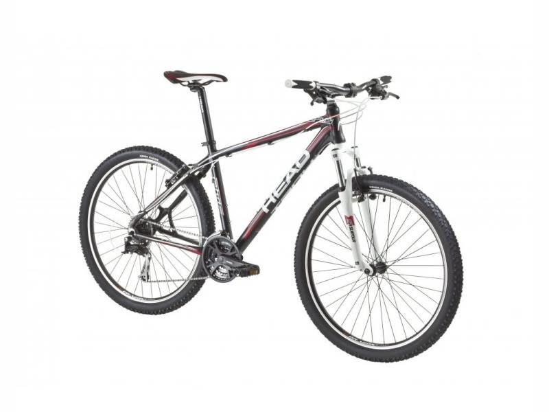 Велосипед Head Troy I 18 bkm red