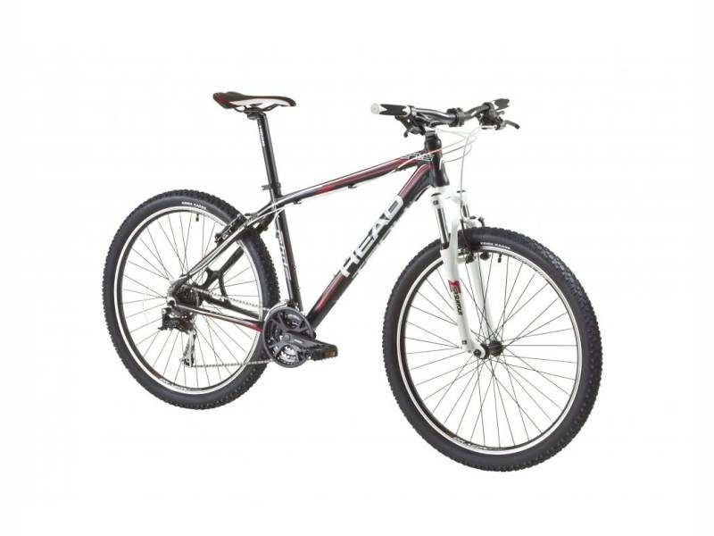 Велосипед Head Troy I 20 bkm red