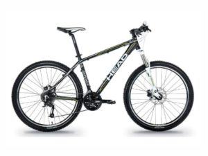 Велосипед Head Troy II 16 bkm green