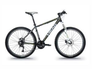Велосипед Head Troy II 20 bkm green