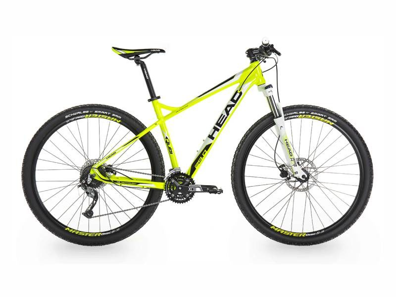 Велосипед Head X Rubi I 17 yellow