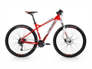 Велосипед Head X Rubi I 19 red
