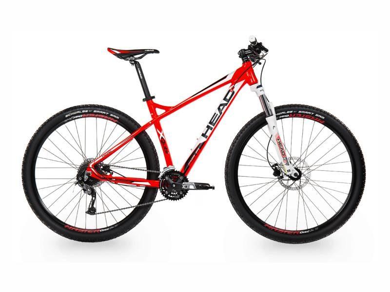 Велосипед Head X Rubi I 20 red