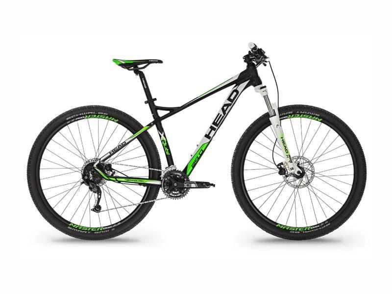 Велосипед Head X Rubi I 19 bkm green