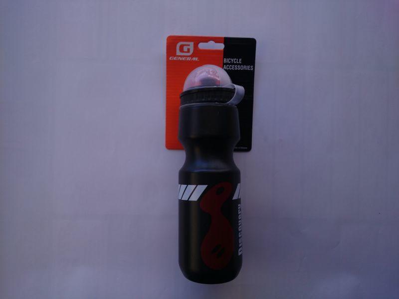 Фляга General 0,75 л black