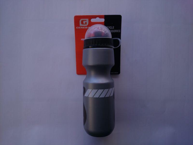 Фляга General 0,75 л grey