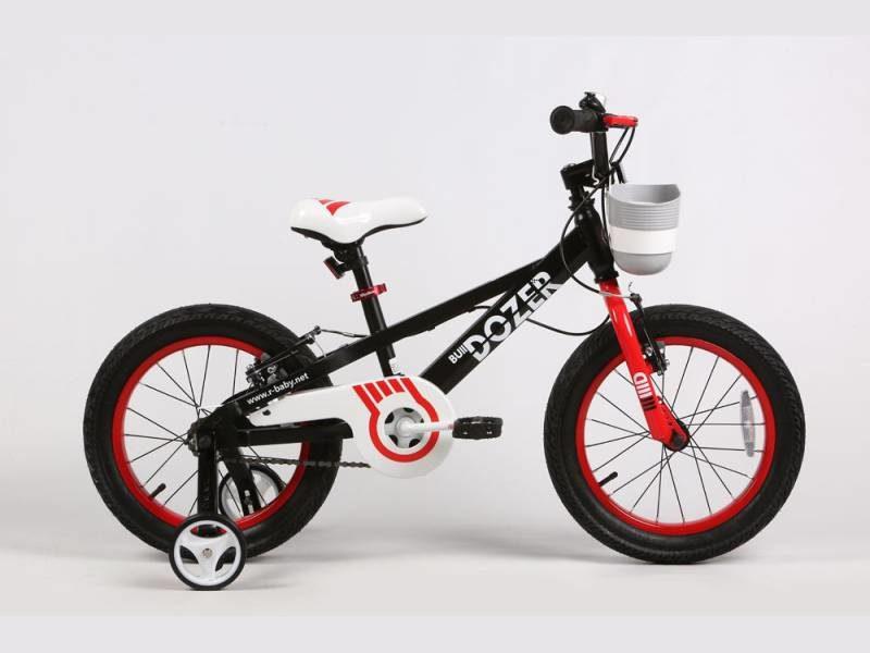 Велосипед детский Royalbaby BULL DOZER 16 BMX