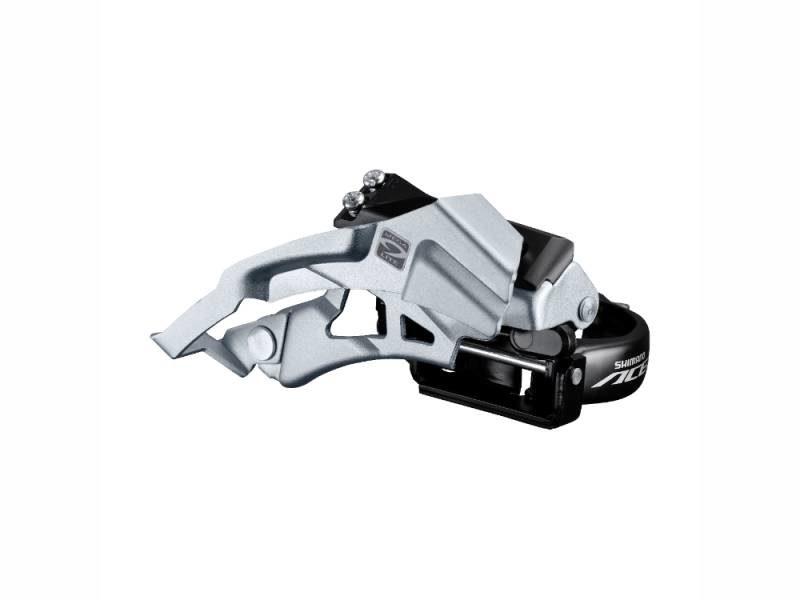 Переключатель передний Shimano Acera FD-M3000, TOP-SWING, 34,9/31,8/28,6, универс. тяга