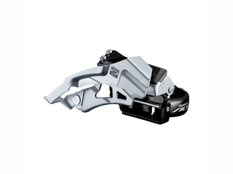 Переключатель передний Shimano Acera FD-M3000, TOP-SWING, 66-69, 34,9/31,8/28,6 мм
