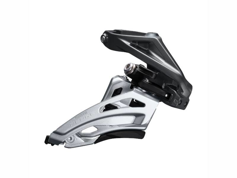 Переключатель передний Shimano Deore FD-M6020-H 2x10 HIGH CLAMP