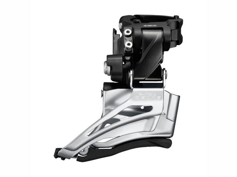 Переключатель передний Shimano Deore FD-M6025-H 2x10 DOWN-SWING