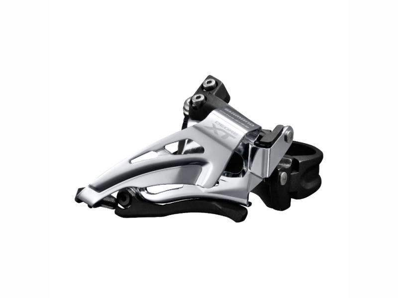 Переключатель передний Shimano Deore XT FD-M8025-L 2x11 LOW CLAMP