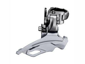 Переключатель передний Shimano Alivio FD-T4000-H, 3x9, 44/48, DOWN-SWING