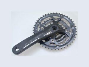 Комплект шатунов Prowheel Flint-401 44x32x22T 170 мм