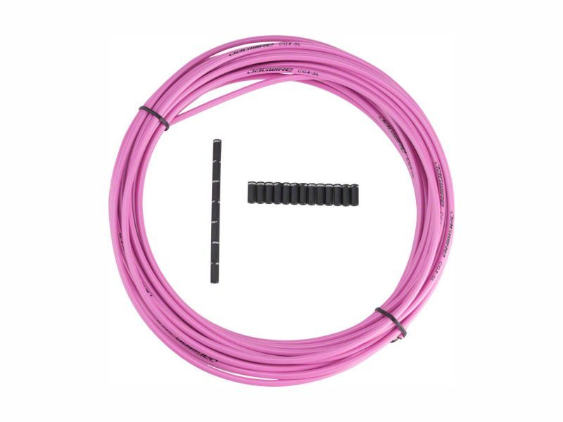 Рубашка 10м JAGWIRE 60Y0036 5мм CGX Pink