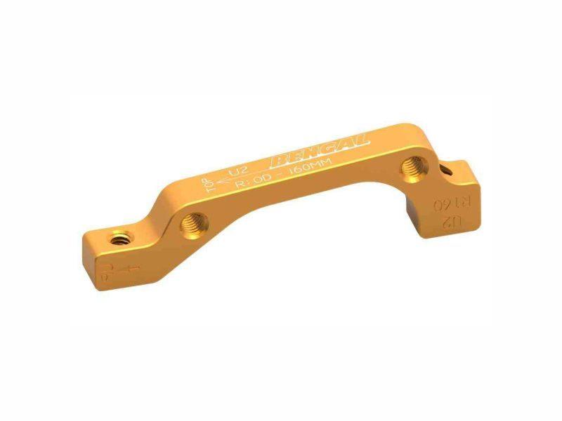 Адаптер для тормозов Bengal R 160 mm IS gold