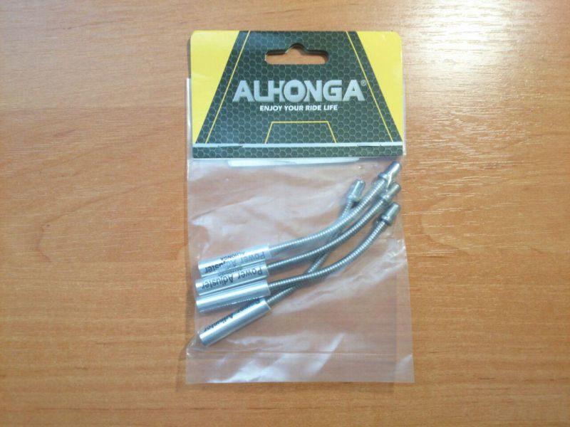 Направляющая троса ALHONGA HJ-601A.1 регулируемая (4 шт)