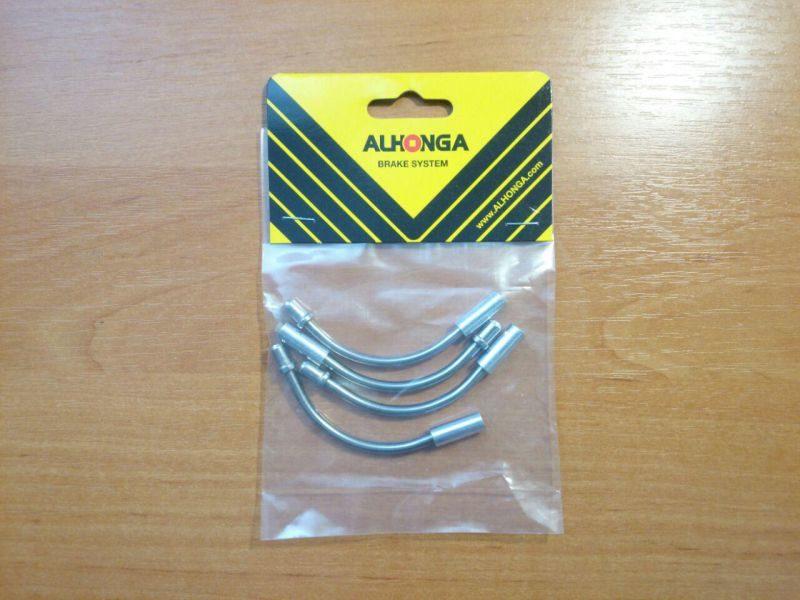 Направляющая троса ALHONGA HJ-600A.1 угол 90 градусов (4 шт)