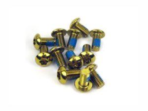 Набор болтов Bengal для роторов 12 шт gold