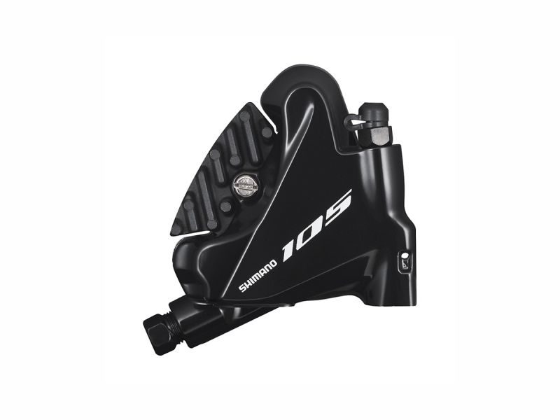 Калипер гидравлического дискового тормоза Shimano 105 BR-R7070-R