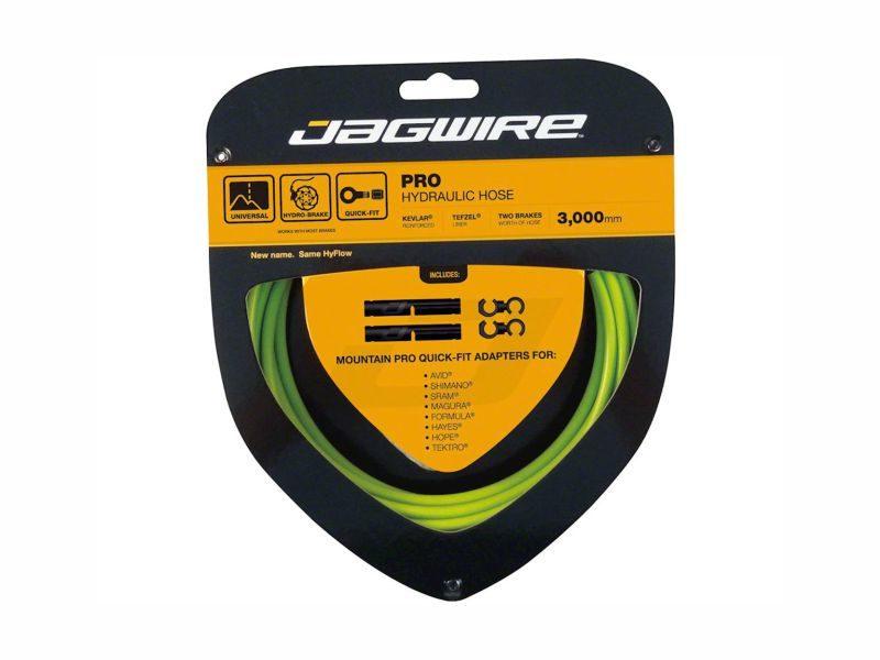 Гидролиния JAGWIRE Mountain Pro HBK406 green