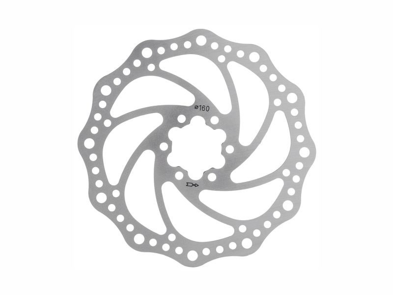 Ротор ALHONGA HJ-DXR1604-SI 160 мм