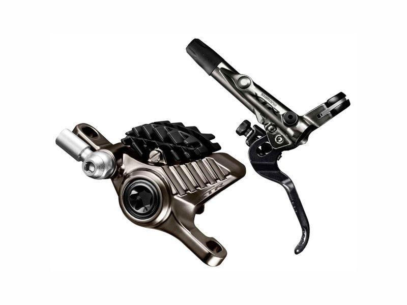 Тормоз гидравлический дисковый Shimano XTR M9020 передний