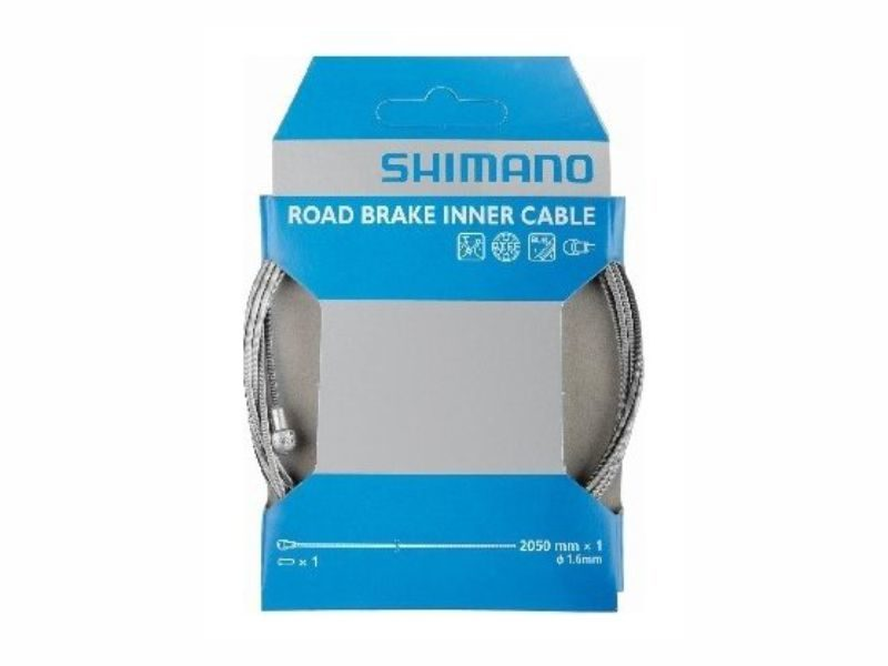 Трос тормозной Shimano шоссе 2050x1.6 мм SIL-TEC