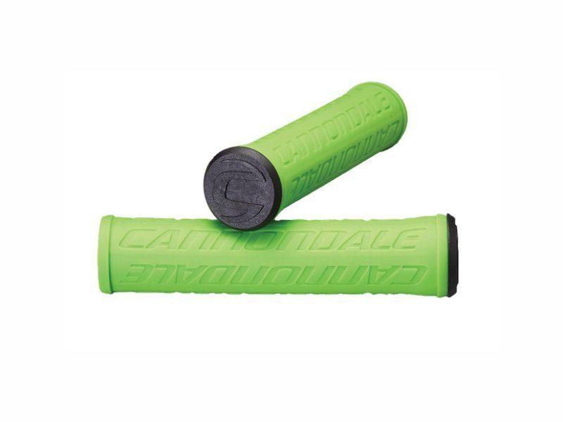 Грипсы Cannondale LOGO силикон green