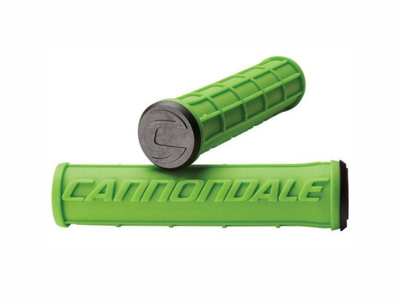 Грипсы Cannondale WAFFLE силикон green