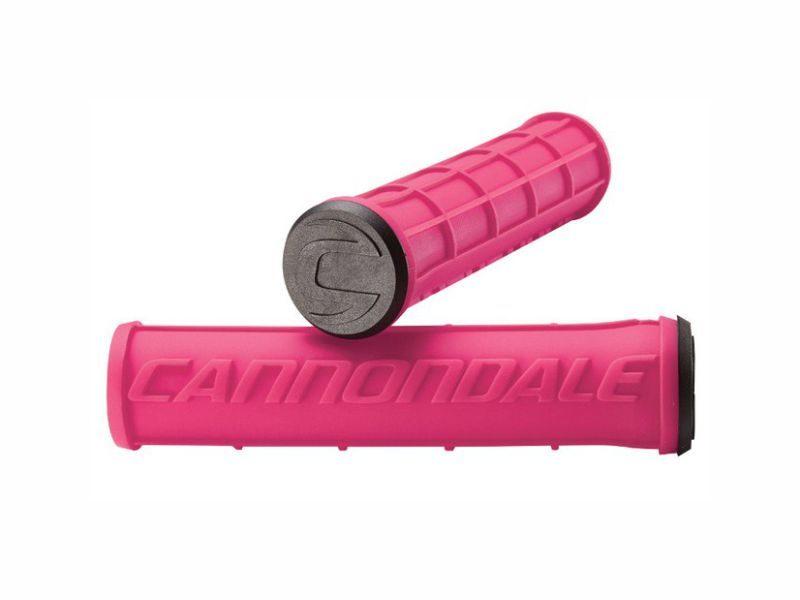 Грипсы Cannondale WAFFLE силикон pink