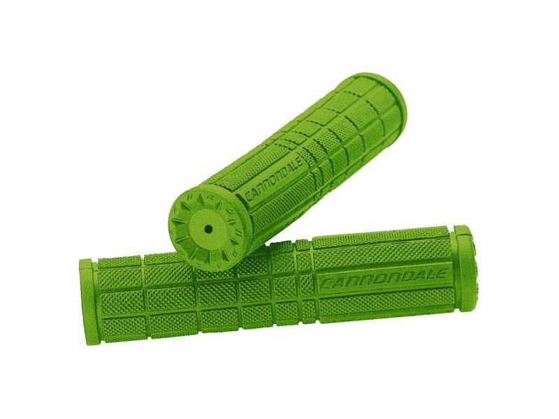 Грипсы Cannondale D2 SLIP ON GRIP green