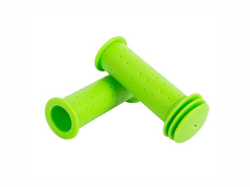 Грипсы детские Green Cycle GGR-196 102mm green