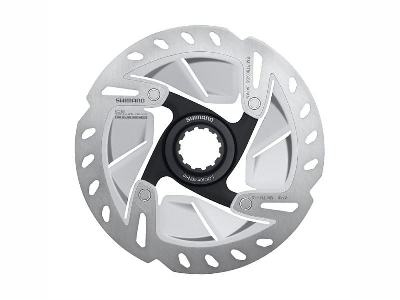 Ротор SM-RT800-SS ICE TECH FREEZA 140мм Center Lock