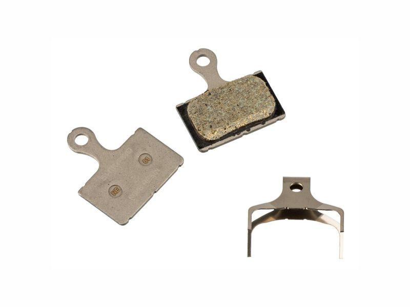 Тормозные колодки дисковые Shimano K02S