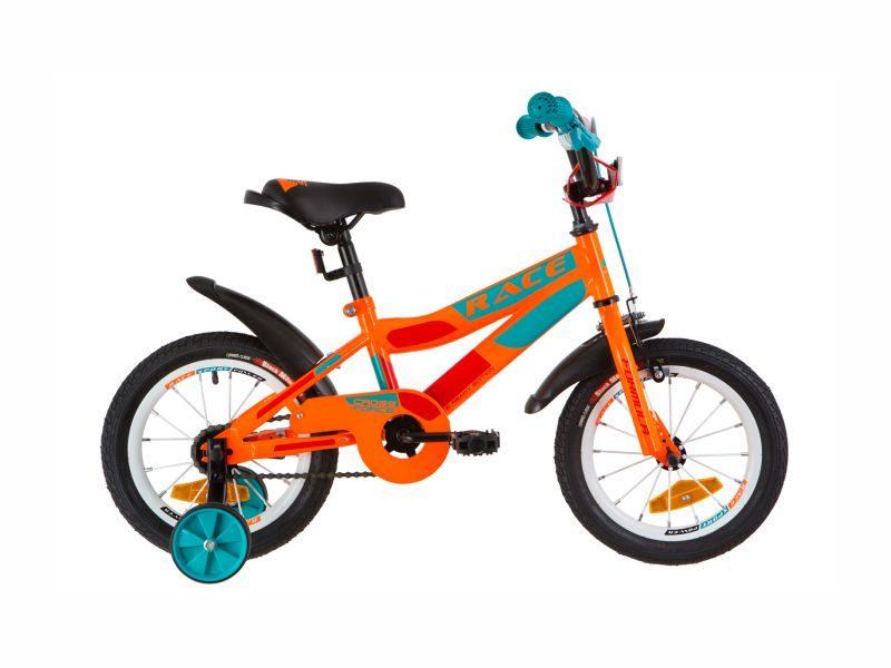 Велосипед Formula Race 14 orange-turquoise