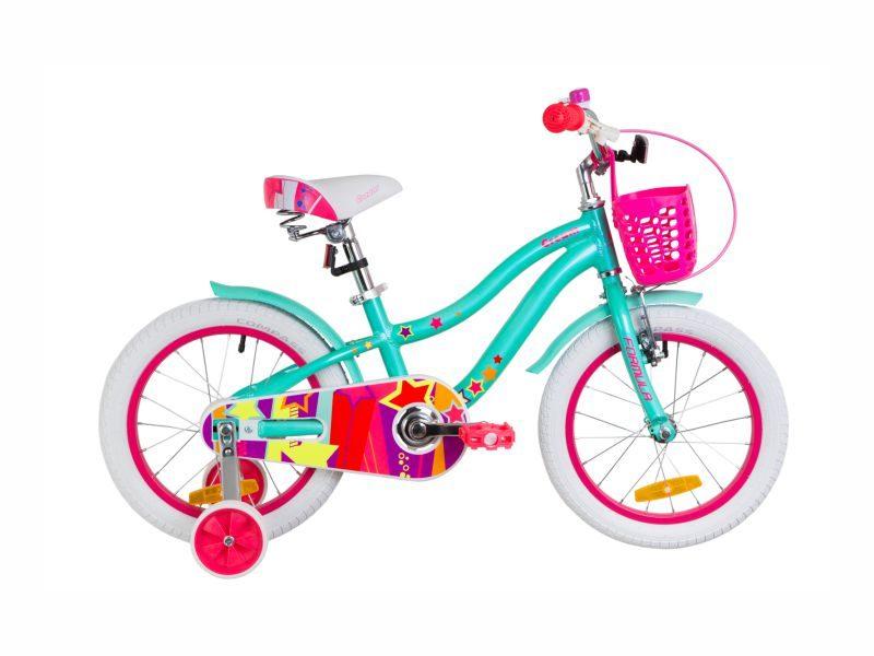 Велосипед Formula Cream 16 turquoise