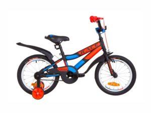 Велосипед Formula Race 16 black-orange
