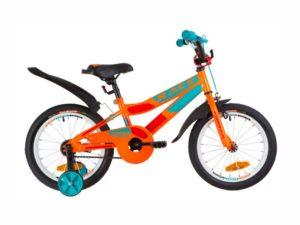 Велосипед Formula Race 16 orange-turquoise