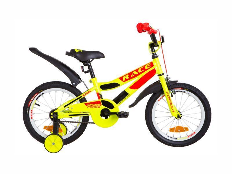 Велосипед Formula Race 16 yellow-orange