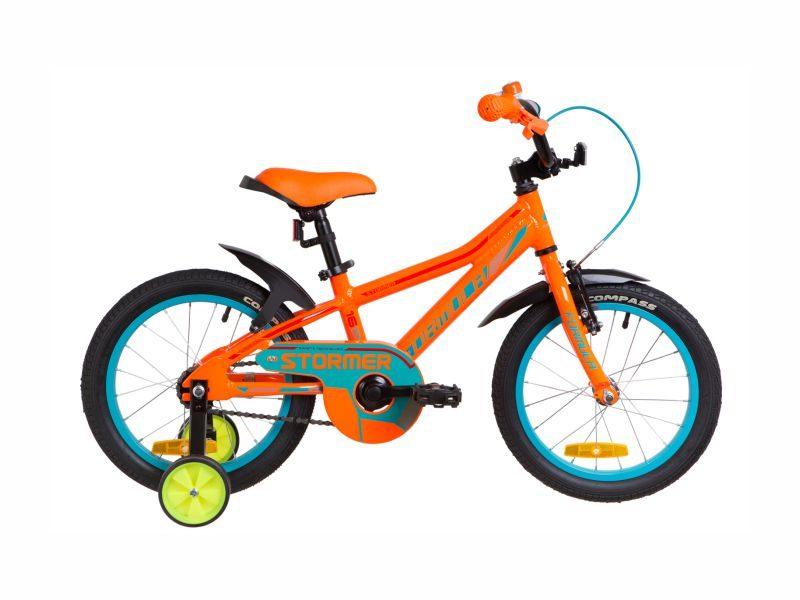 Велосипед Formula Stormer 16 orange