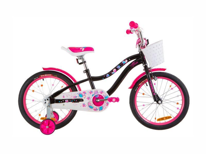 Велосипед Formula Alicia 18 black-pink