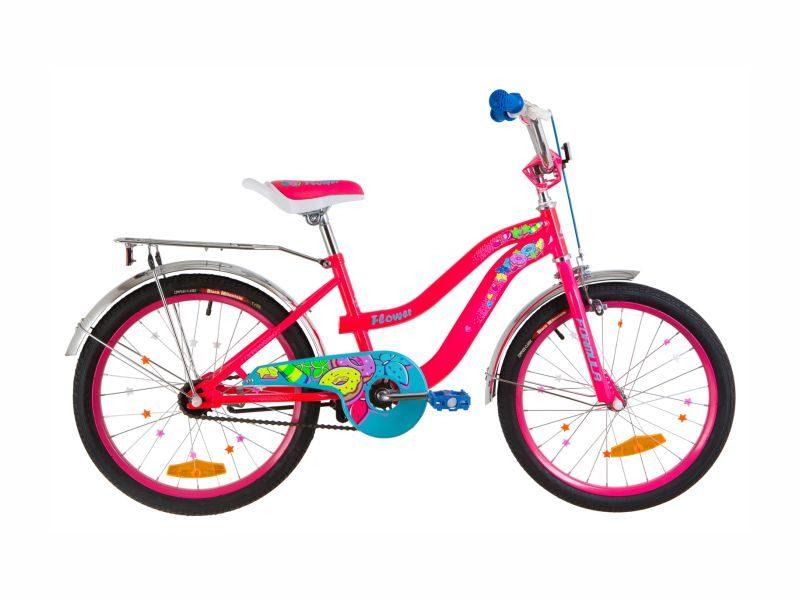 Велосипед Formula Flower 20 pink
