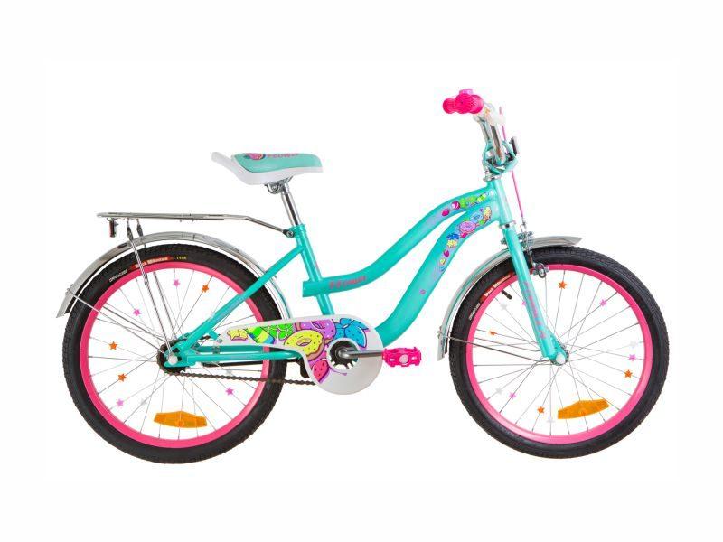 Велосипед Formula Flower 20 turquoise